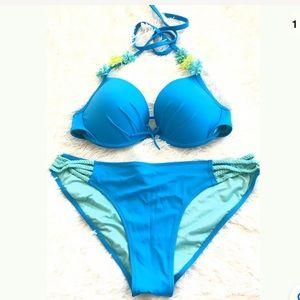 Victoria's Secret Turquoise Bikini